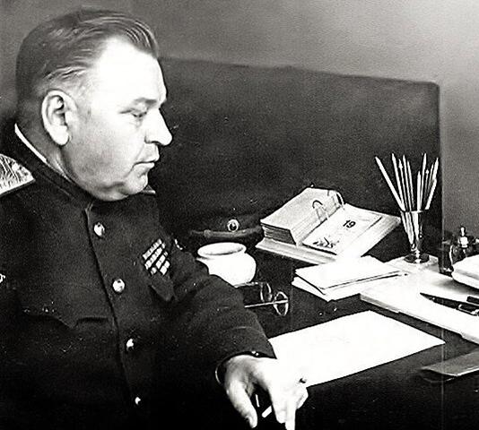 Генерал-лейтенант Николай Власик