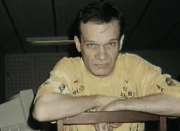 Взрослый Сергей Парамонов