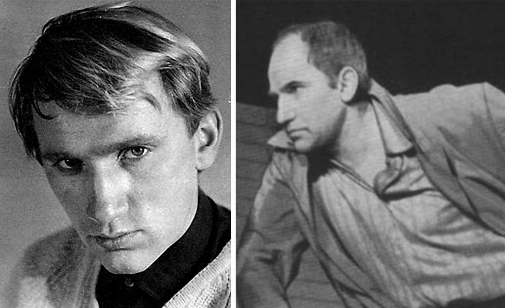 Валерий Баринов в молодости