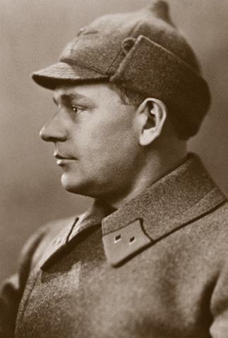 Николай Власик в молодости (1920-ые)