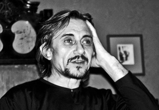 Актер кино и дубляжа Вячеслав Баранов
