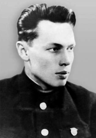 Ростислав Алексеев в молодости