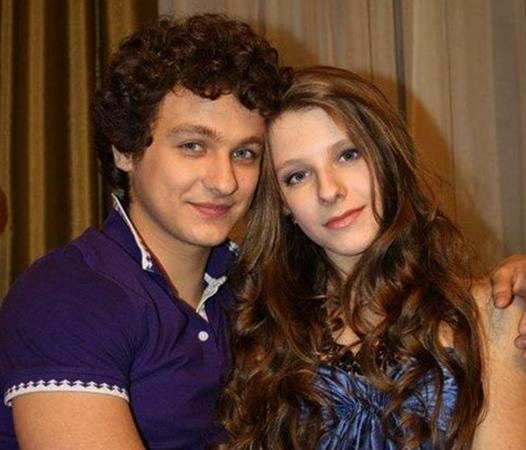Филипп Бледный и Елизавета Арзамасова