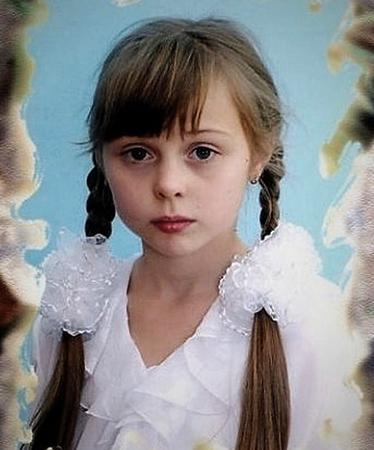 Диана Чрагян в детстве