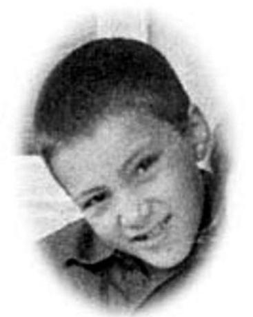 Георгий Данелия в детстве