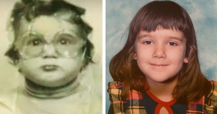 Селин Дион в детстве