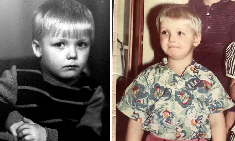 Тимофей Каратаев в детстве