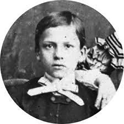 Луи Пастер в детстве