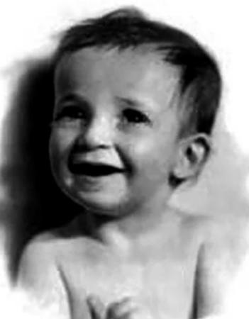 Семен Альтов в детстве