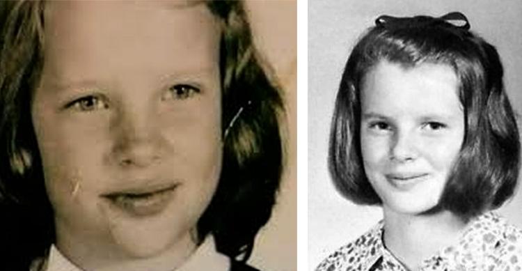 Ким Бейсингер в детстве
