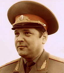 Чурбанов Юрий Михайлович