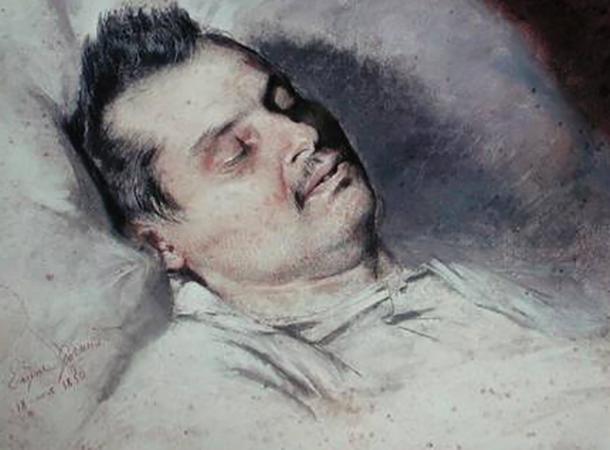 Смерть Бальзака