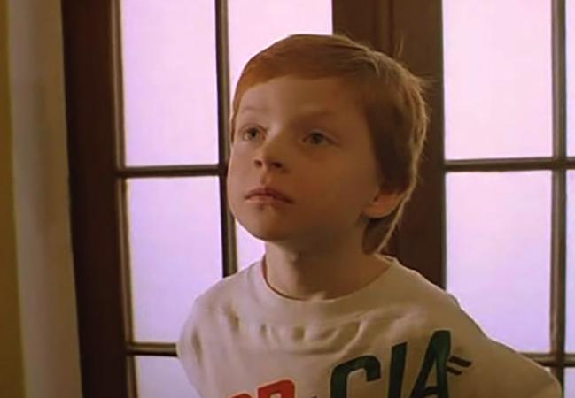 В фильме «На Дерибасовской хорошая погода, или На Брайтон-Бич опять идут дожди» (1993)