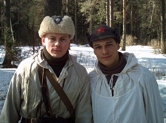В фильме «Десантный батя» (2008)