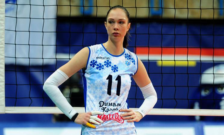В составе команды «Динамо»