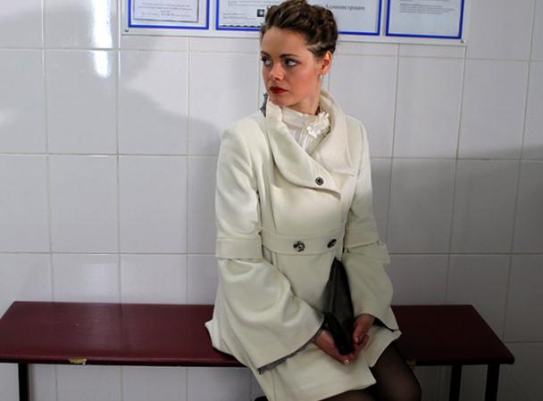 В сериале «Дочки-матери» (2010)
