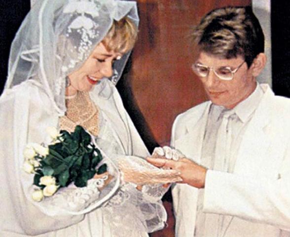 Татьяна Лазарева и Александр Другов