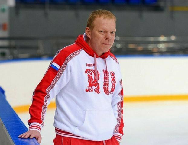 Тренер Сергей Дудаков