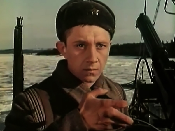 В фильме «Дважды рожденный» (1983)
