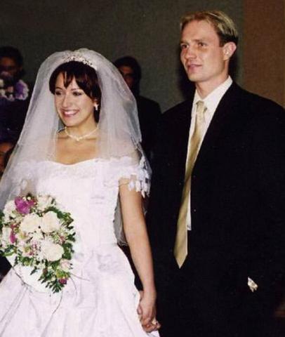 С первой женой Юлией