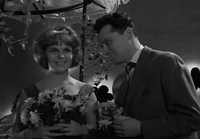 В «Голубом огоньке» (1964)