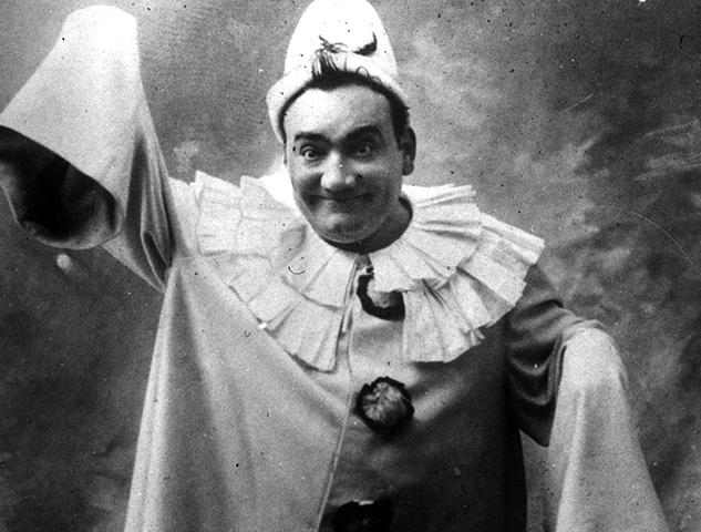 Великий певец Энрико Карузо