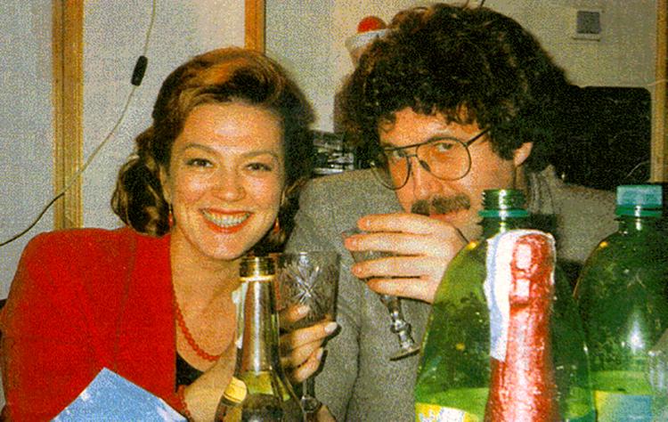 Светлана Сорокина и Владимир Гречишкин
