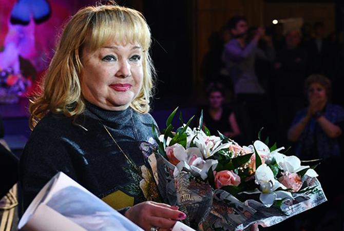Наталья Гвоздикова в наши дни