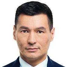 Бату Сергеевич Хасиков — краткая биография