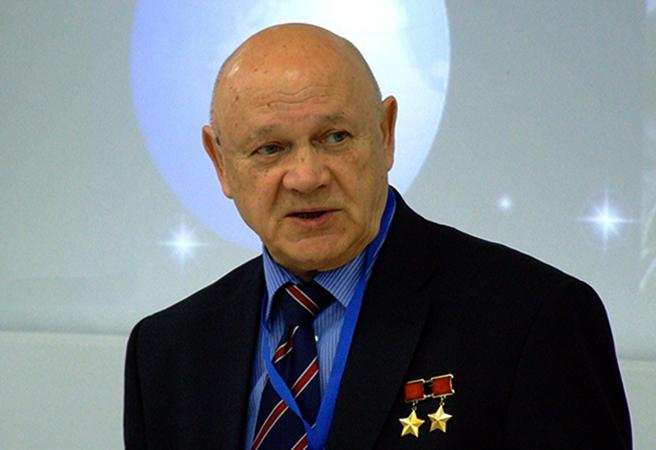 Владимир Джанибеков в наши дни