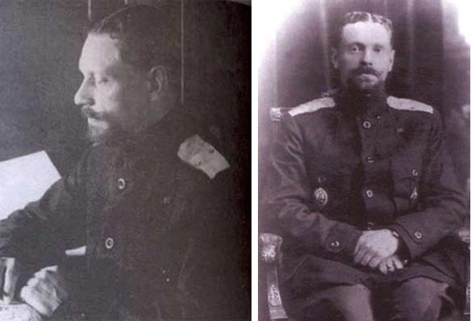 Владимир Каппель в 1919 г.