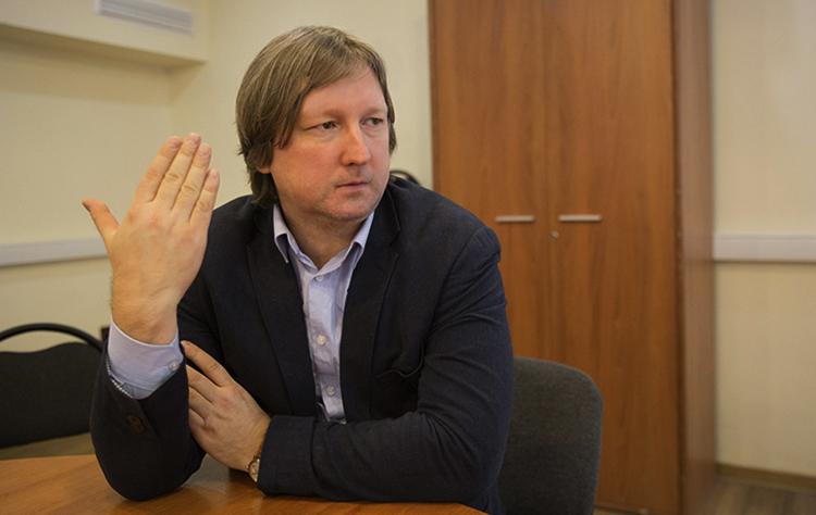 Ученый-нейробиолог Василий Ключарев