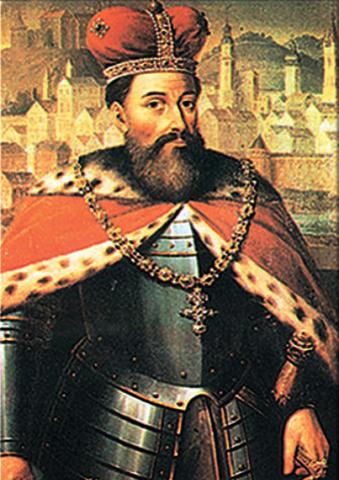 Князь Даниил Галицкий