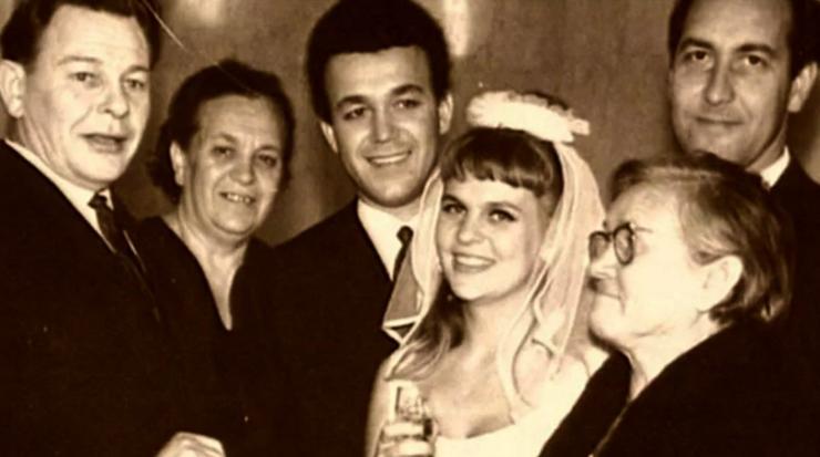 Свадьба с Иосифом Кобзоном