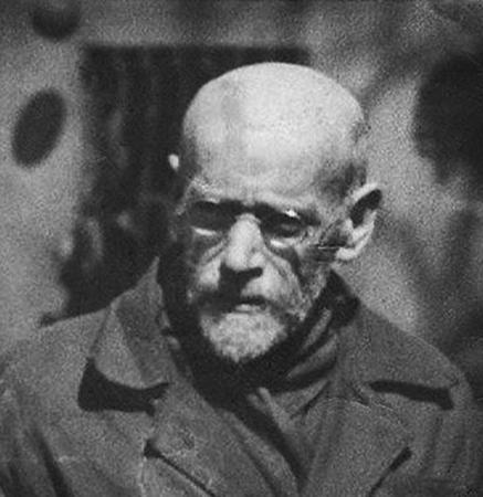 Януш Корчак в последние годы жизни