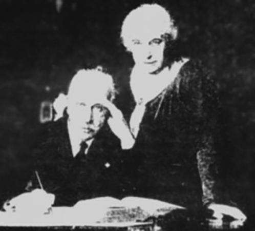 Петр и Лидия Красновы
