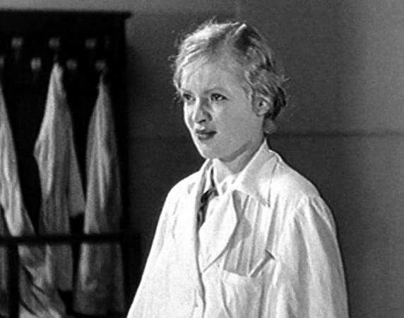 В фильме «Летчики» (1935)