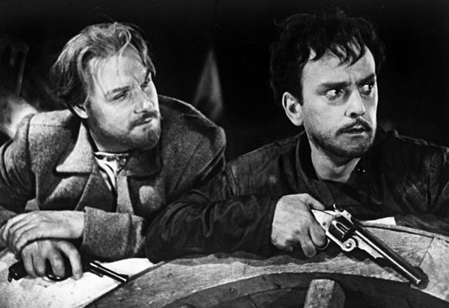 В фильме «Лично известен» (1957)