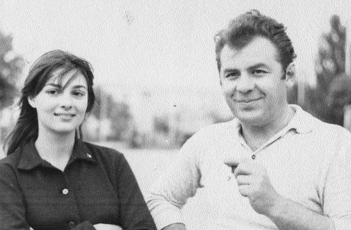Светлана Тома и Эмиль Лотяну