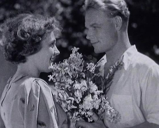 В фильме «Любовь и ненависть» (1935)
