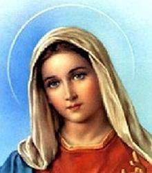 Дева Мария (Мадонна, Богородица)