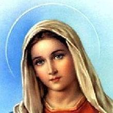 Дева Мария (Богородица) — краткая биография