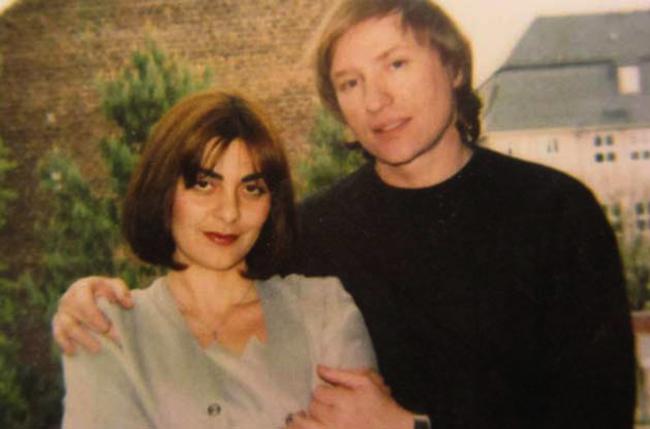 С 3-ей женой Мариной