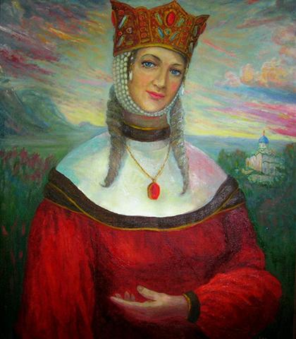 Мария Шварновна