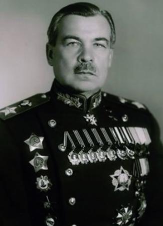 Маршал Советского Союза Леонид Говоров (1950)