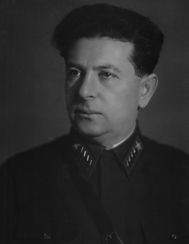 Военный Лев Захарович Мехлис