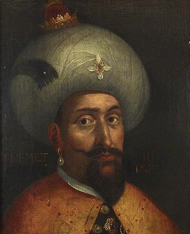 Сын — султан Мехмед III