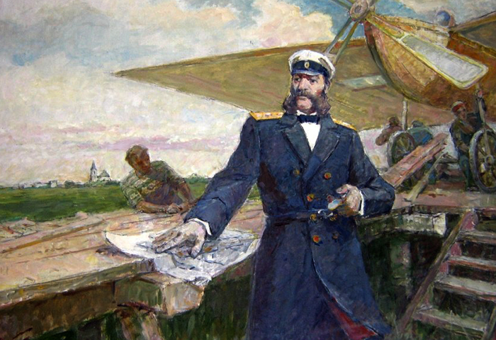 Александр Можайский (картина 1882 г.)