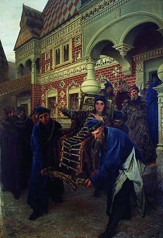 «Боярыня Морозова» (1885)