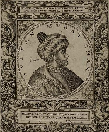 Муж — Мурад III